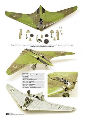 The Horten  Ho IX / HO 229 includiung  the Gotha  GO 229 A technical Guide - 2