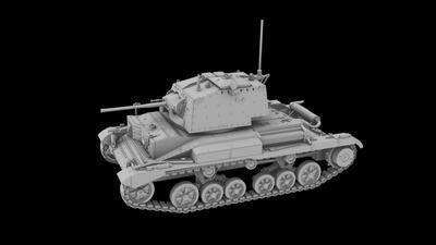 A10 Mk.Ia British Cruiser Tank - 2