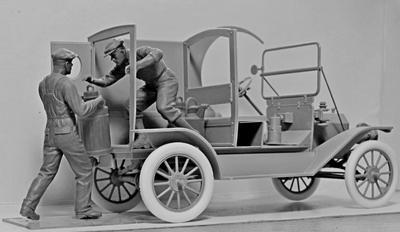 American Gasoline Loaders - 2