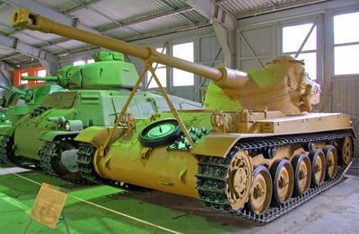 French Light Tank AMX-13/75 - 2