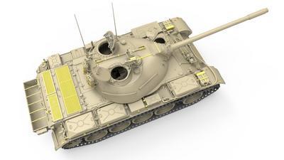 Tiran 4 Early Type w / Interior Kit - 2