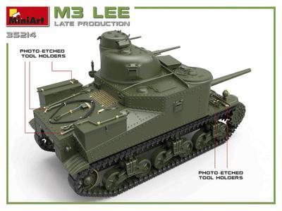 M3 Lee Late Prod.  - 2