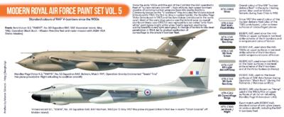 Modern Royal Air Force Paint Set vol. 5 - 2