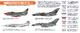 Modern Luftwaffe Paint Set Vol.1, sada barev - 2/2