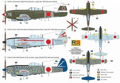 Tachikawa KI-94-II - 2