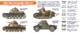 Early WW2 French Army Paint Set, sada barev - 2/2