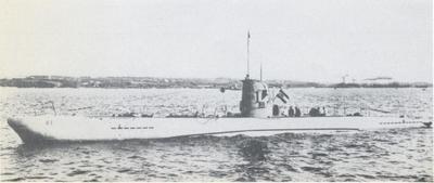 German Submarine Type II B (1943) - 2