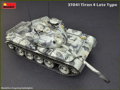 Tiran 4 Late Type - 2
