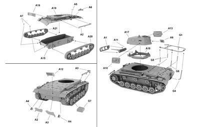 Panzerbefehlswagen III Ausf. E - 2