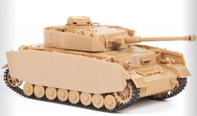 Panzer IV Ausf. H.,  German medium tank - 2