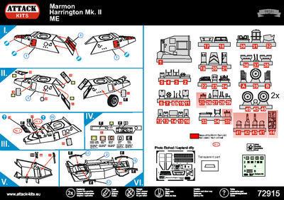 Marmon Herrington Mk.II ME full interior - 2