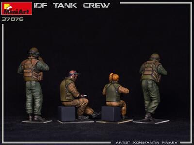 IDF TANK CREW - 2