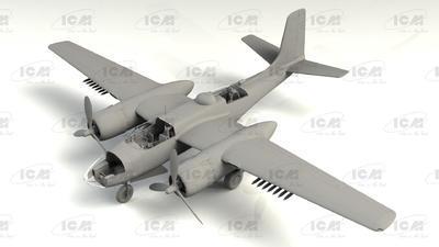 B-26?-50 Invader, Korean War American Bomber - 2