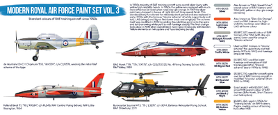 Modern Royal Air Force Paint Set Vol. 3 - 2