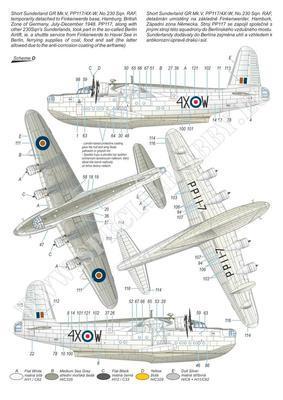 Short Sunderland Mk.V - 2