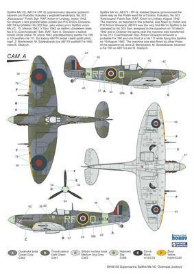 "Supermarine Spittfire MK.VC ""Overseas Jockeys""  - 2"