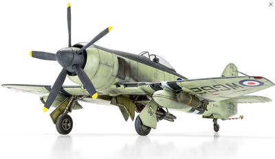 Hawker Sea Fury FB.11 - 2