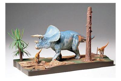 Triceratops Diorama Set - 2