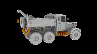 Scammell Pioneer SV/2S Heavy Breakdown Tractor - 3