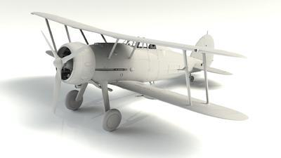Gloster Gladiator Mk.II - 3