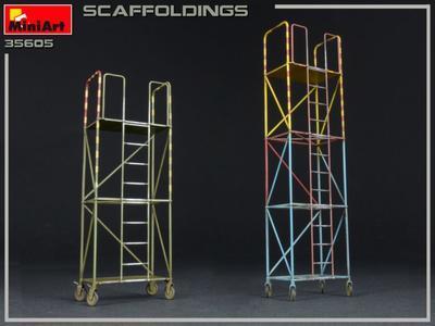 Scaffoldings - 3