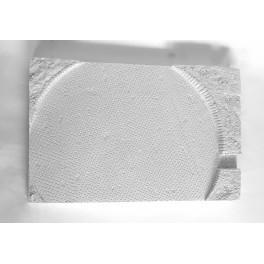 rozptylová plocha (natur) - 3