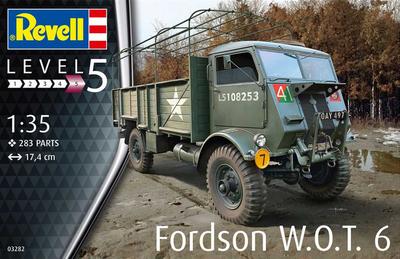 Fordson W.O.T. 6 - 3