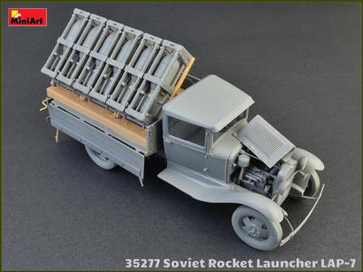 LAP - 7 Soviet Rocket Launcher - 3
