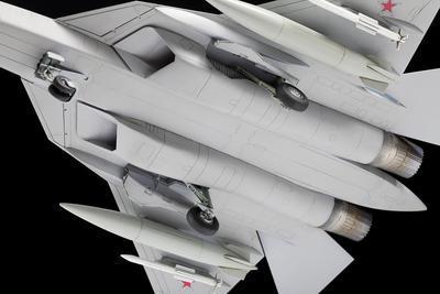 Russian Fift-Generation Fighter SU-57 - 3