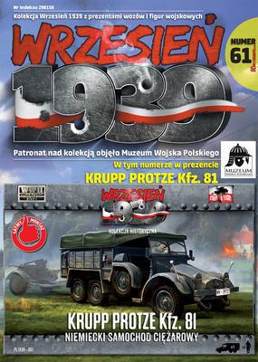 Krupp Protze Kfz. 81 Niemiecky Samochod Ciezarowy - 3