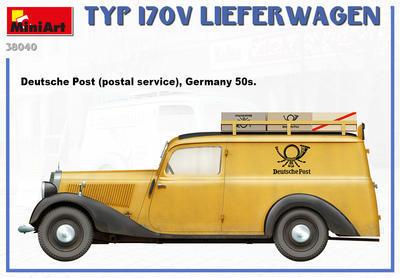 TYP 170V Lieferwagen - 3
