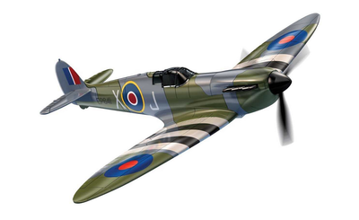 Quickbuild D-Day Spitfire - 3