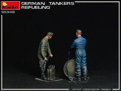 GERMAN TANKERS REFUELING - 3