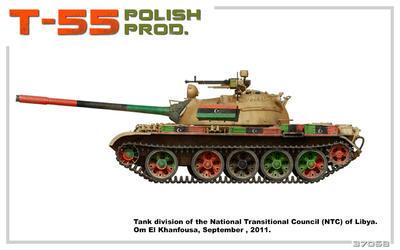 T-55 Polish Prod.  - 3