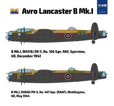 Avro Lancaster B Mk.I - 3