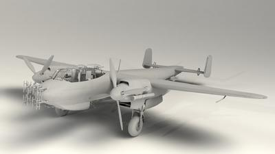 Do 217N-1 German Night Fighter WW II - 3