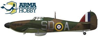 Hurricane Mk I Expert Set - 3