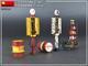 German Gas Station 1930-40s - 3/4