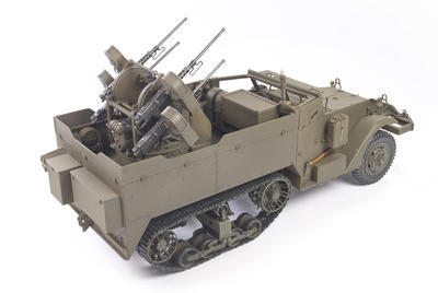M16 Multiple Gun Motor Carriage  - 3