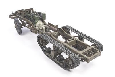M16 Multiple Gun Motor Carriage  - 3