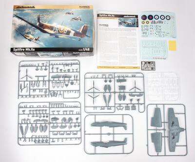 Spitfire Mk. IIa 1/48 Profi Pack Edition  - 3