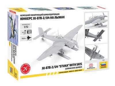 """JU-87B-2/U4 """"STUKA"""" with skis - 3"""