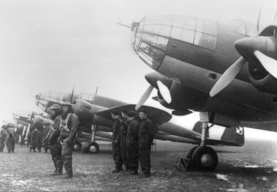 PZL. 37 A bis I Polish medium Bomber - 3