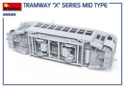 "TRAMWAY ""X"" SERIES MID TYPE - 3"