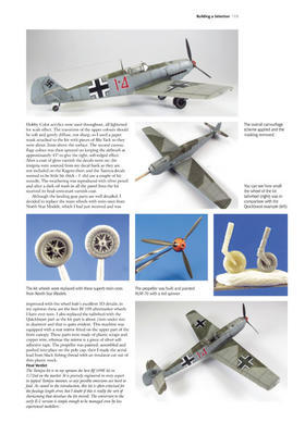 Messerschmitt Bf-109 early series - 3