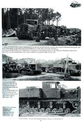 Tyagatshi Soviet Artillery Tracktor in Red army and Wehrmacht service in WWII - 3