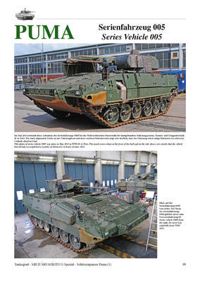 PUMA The New Armoured infantry Fighting Vehicle of the Bundeswehr - Part 1 - 3