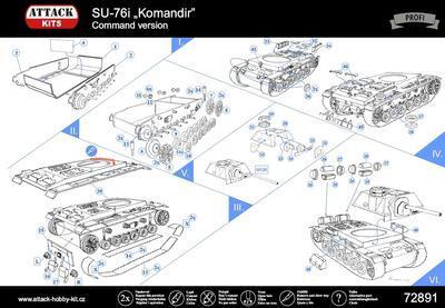 "SU-76i ""Kommandir"" - 3"
