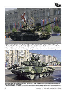 Russian Army on Parade - 3
