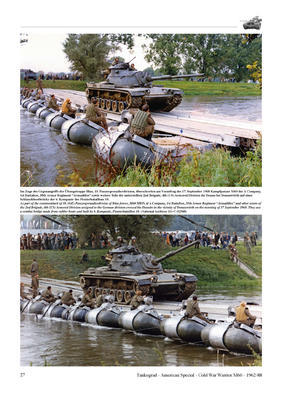 Cold War Warrior - M60/M60A1/A2/A3 The M60-Series of Main Battle Tanks in Cold War Exercis - 3
